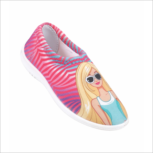D-61 Girls Belly Shoes