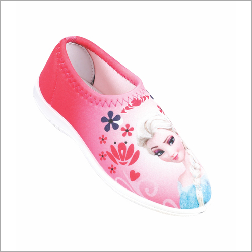 D-63 Girls Belly Shoes