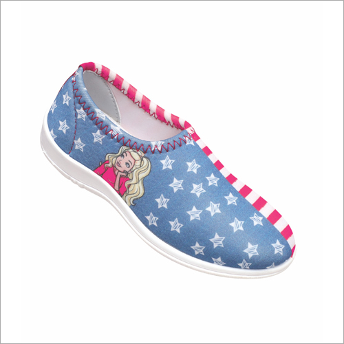 D-67 Girls Belly Shoes