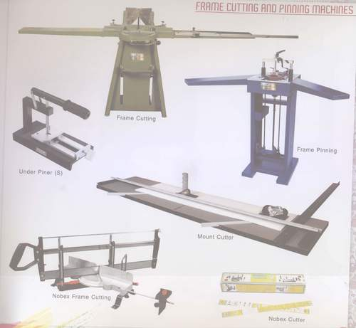 Frame Cutting And Pinning Machines