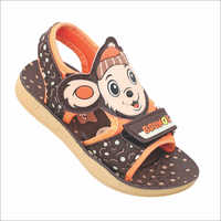 Kids Bruno Face Sandals