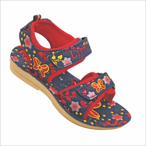 Kids Printed Sandals