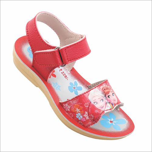 Ladies Red Sandals