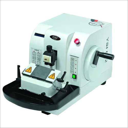 Yorco Fully Motorized Programmable Rotary Microtome
