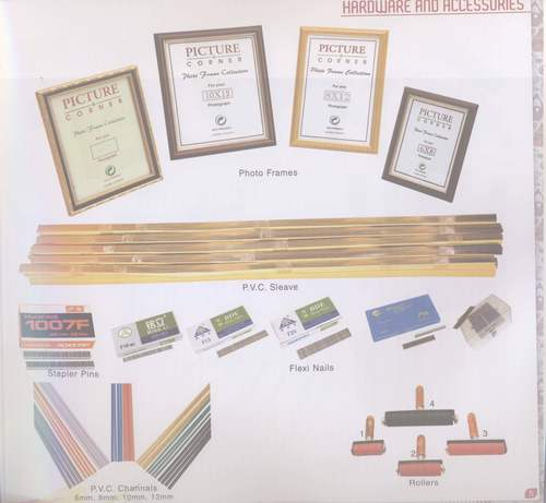 Hardware & Accessories For Photo Frame