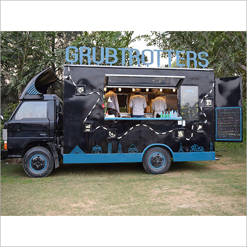 Grubtrotters Truck
