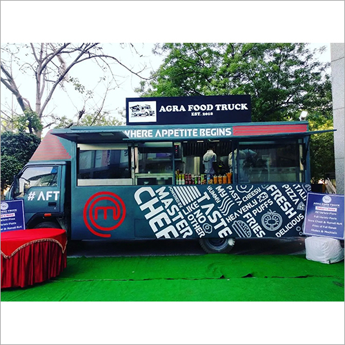 Agra Food Truck