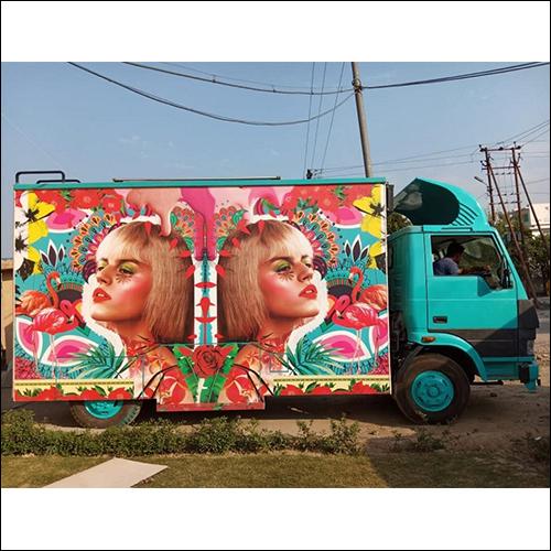 Mobile Cosmetic Van