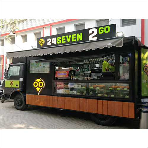 Movable Convenience Store Van