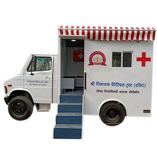 Mobile Medical Clinic Van