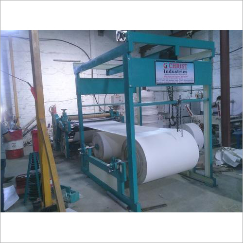 Duplex Roll Sheet Cutting Machine