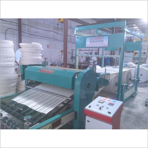 Duplex Paper Roll Sheet Cutting Machine