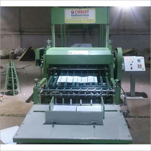 3 Phase Roll To Sheet Cutting Machine