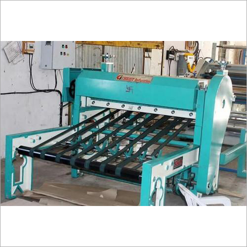 High Speed Corrugated Sheet Cutting Machine