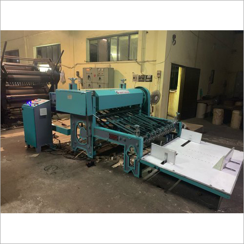 Paper And Corrugated Sheet Cutting Machine