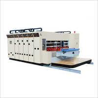 Automatic Flexo Printer And Slotter Machine