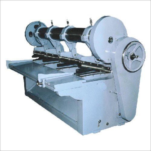Industrial Slotter Machine