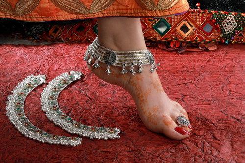 Ladies Bridal Anklets