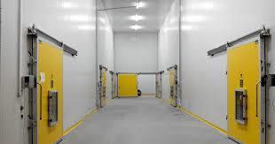 CA and MA Cold Storage