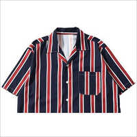 Cuban Collar Shirts