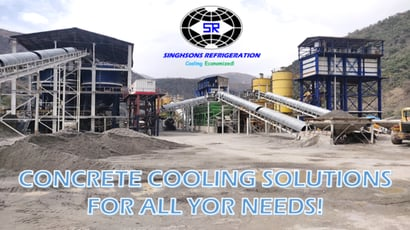 Metal Concrete Cooling Solutions