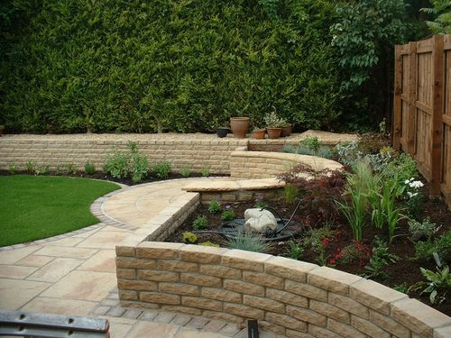 Walling Garden Stones