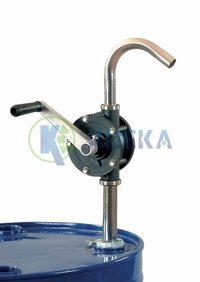 Rotary Action Drum Pump