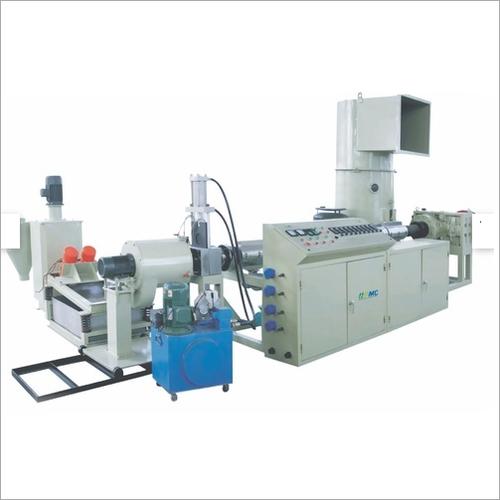 Plastic Reprocessing Machine