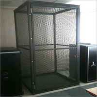 Expanded Metal Cage
