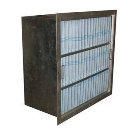 Deep Pleated Rigid Box Filter