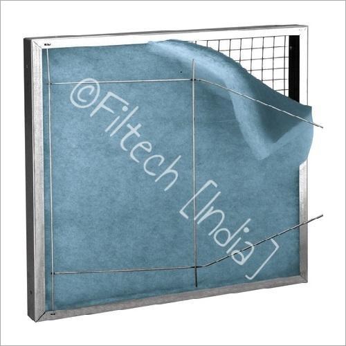 Pad Holding Frame Filter