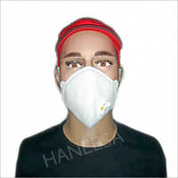C Type Dust And Pollution Face Mask
