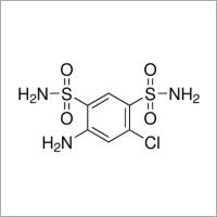 4-Amino-6 Chlorobenzene-1,3-disulfonamide