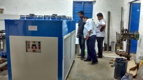 Dharmapuri Air Cooled Water Chiller