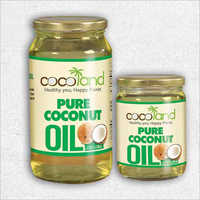 Pure Ordrless Coconut Oil