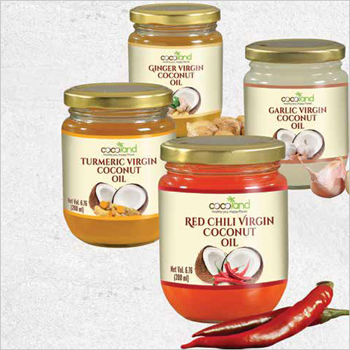 Infiused Virgin Coconut Oil