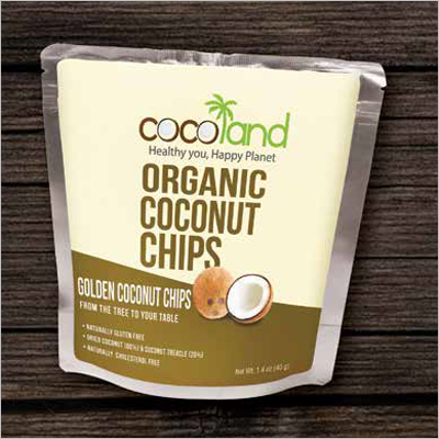 Organic Coconut Chips