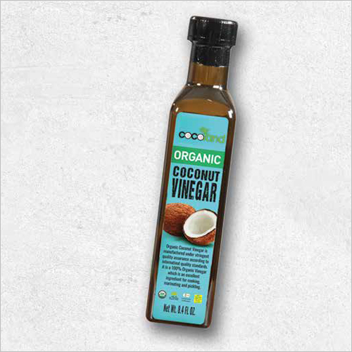 Organic Coconut Vinegar