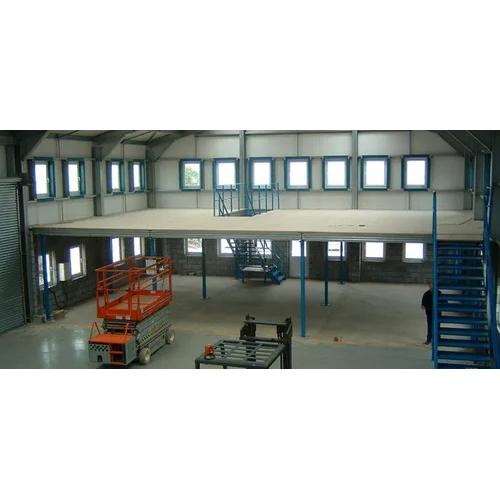 Warehouse Mezzanine Floor in Uttarakhand