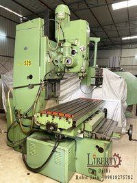 Sachman Vertical Milling and Boring Machine