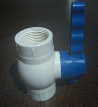upvc ball valve threaded