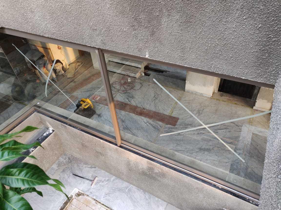 27 X 65 MM ITALIAN PLUS ONE ADDONE MAAN THREE TRACK SLIDING WINDOW SYSTEM