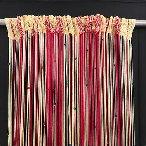 Fancy Thread Curtain