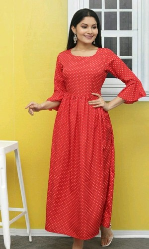 Ladies Branded Kurti