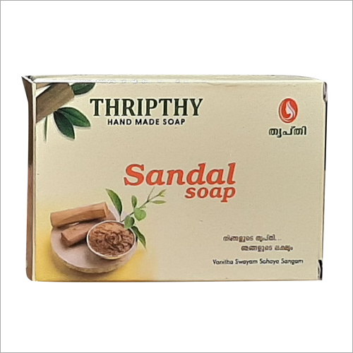 Sandal Fragrance Soap