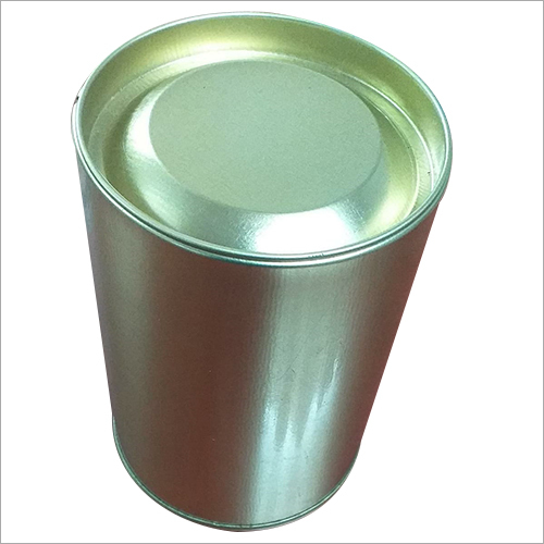 Tea Tin Container