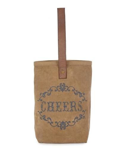 -DOUBLE WINE BAG