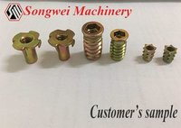 Cold forging Machine Parts