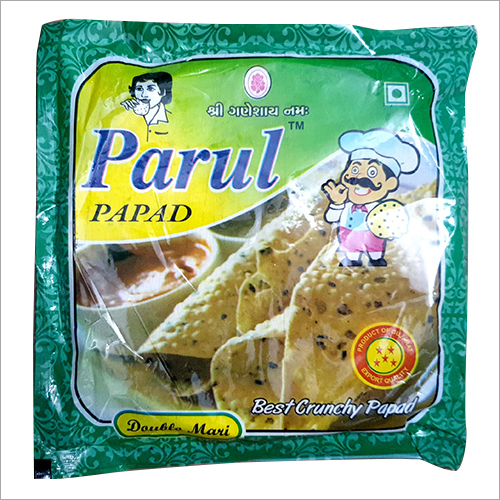 Double Mari Crunchy Papad