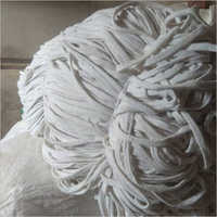 White Plain Cotton Cord